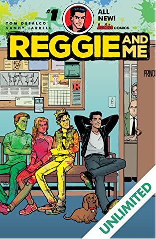 Reggie and Me (2016-) #1