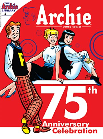 Archie 75th Anniversary Digest #4