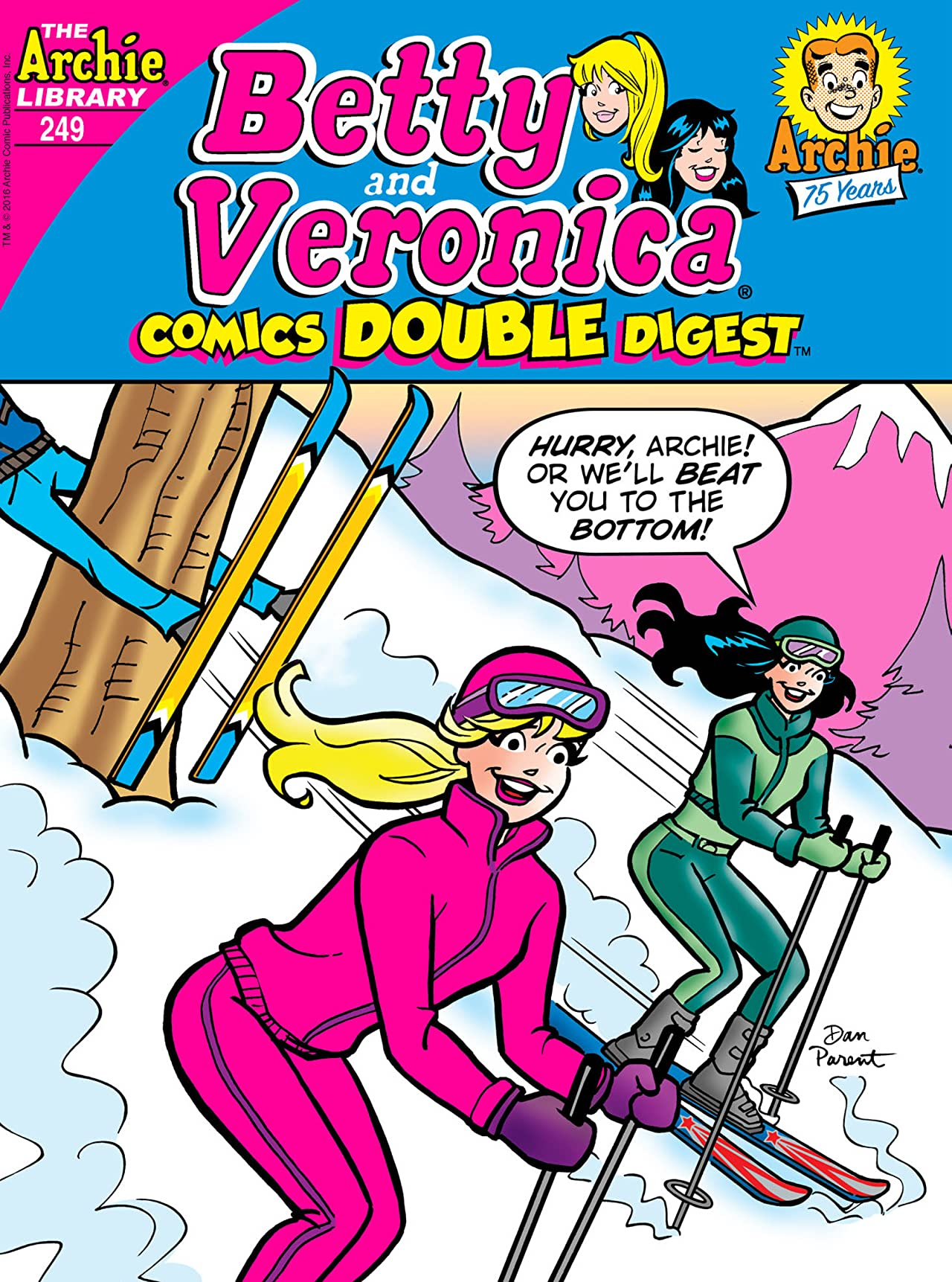 Betty & Veronica Comics Double Digest #249