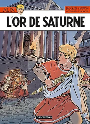 Alix Vol. 35: L'Or de Saturne
