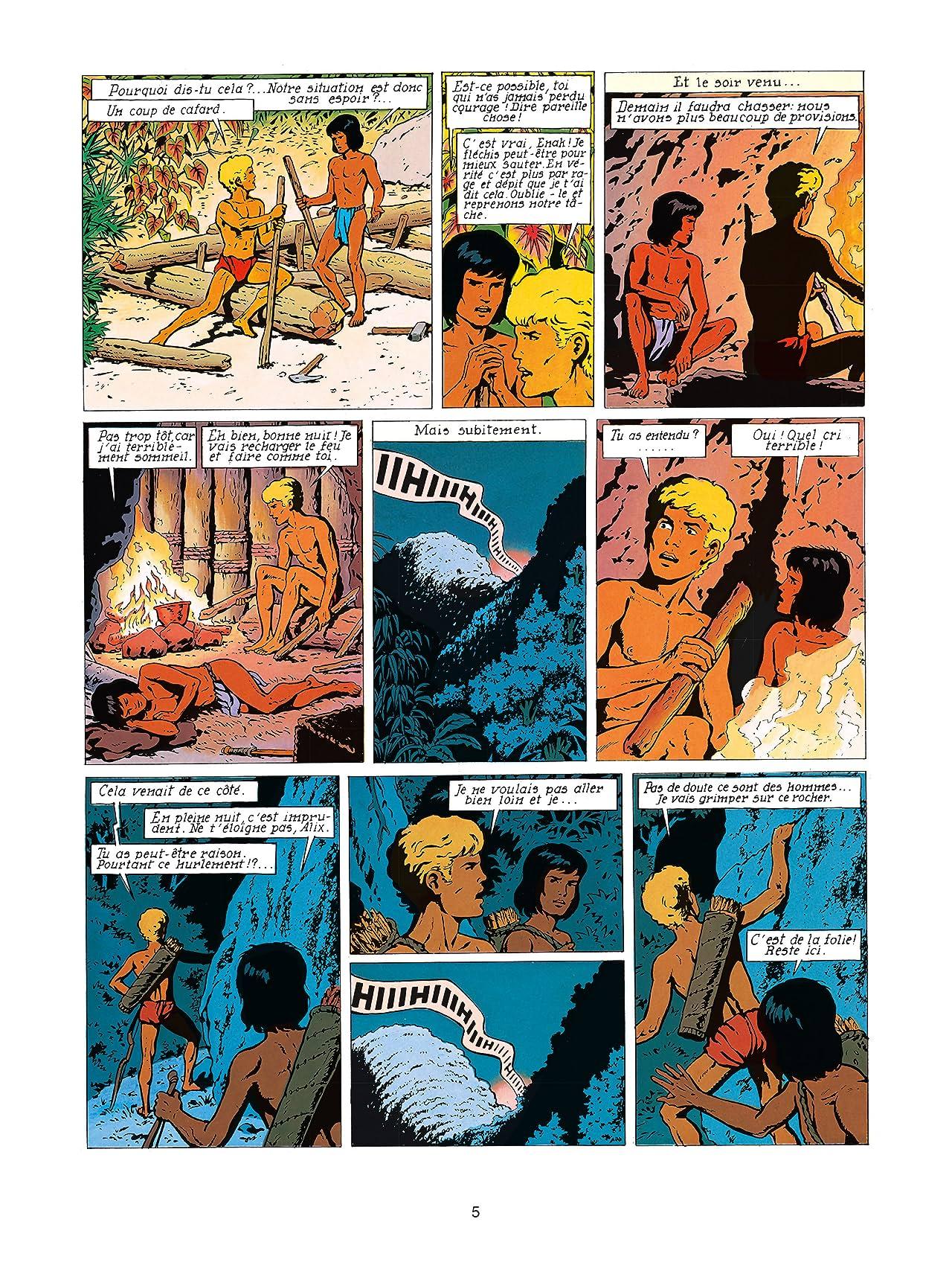 Alix Vol. 14: Les Proies du volcan