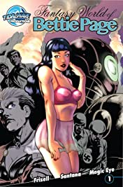 Fantasy World of Bettie Page #1