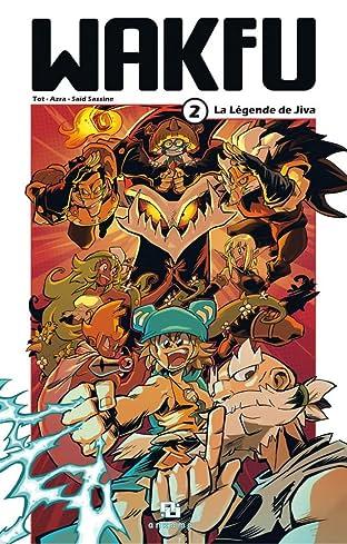 WAKFU Manga Tome 2: La Légende de Jiva