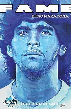 Fame: Diego Maradona: the Hand of God