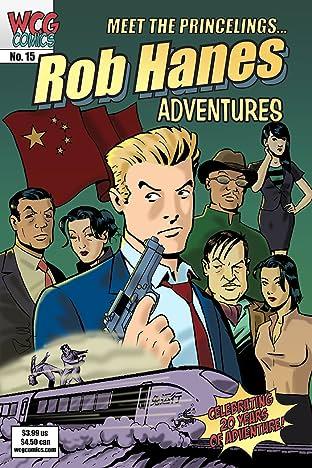 Rob Hanes Adventures #15