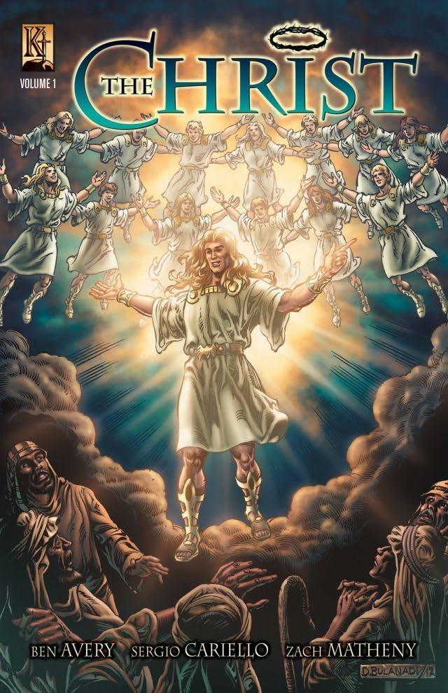 The Christ Vol. 1
