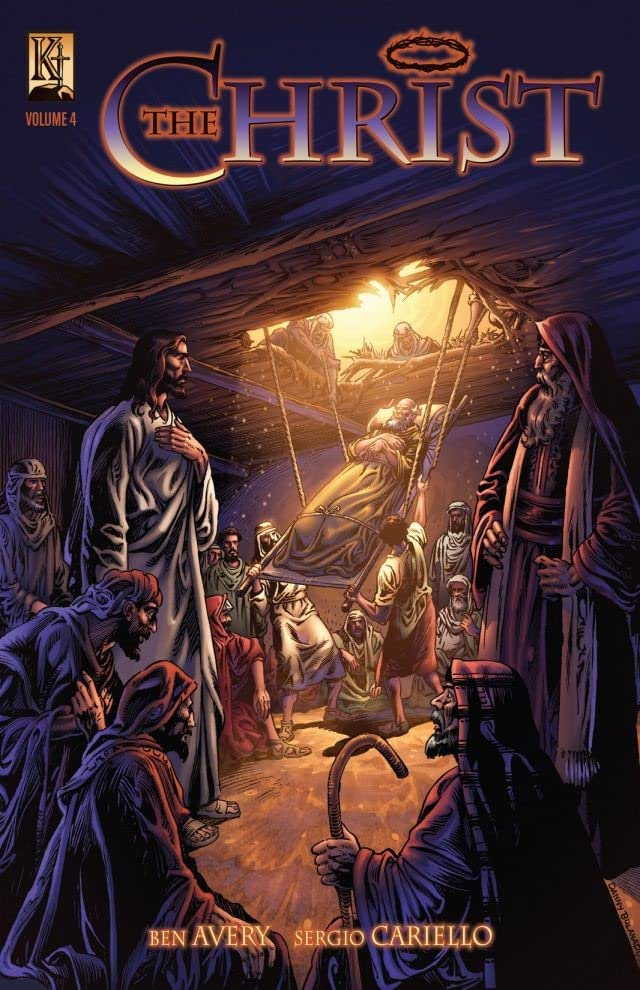 The Christ Vol. 4