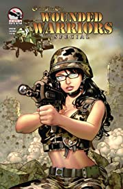 Grimm Fairy Tales: Wounded Warriors Special