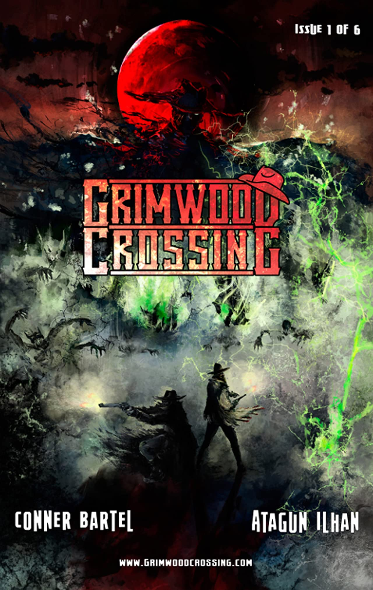 Grimwood Crossing #1