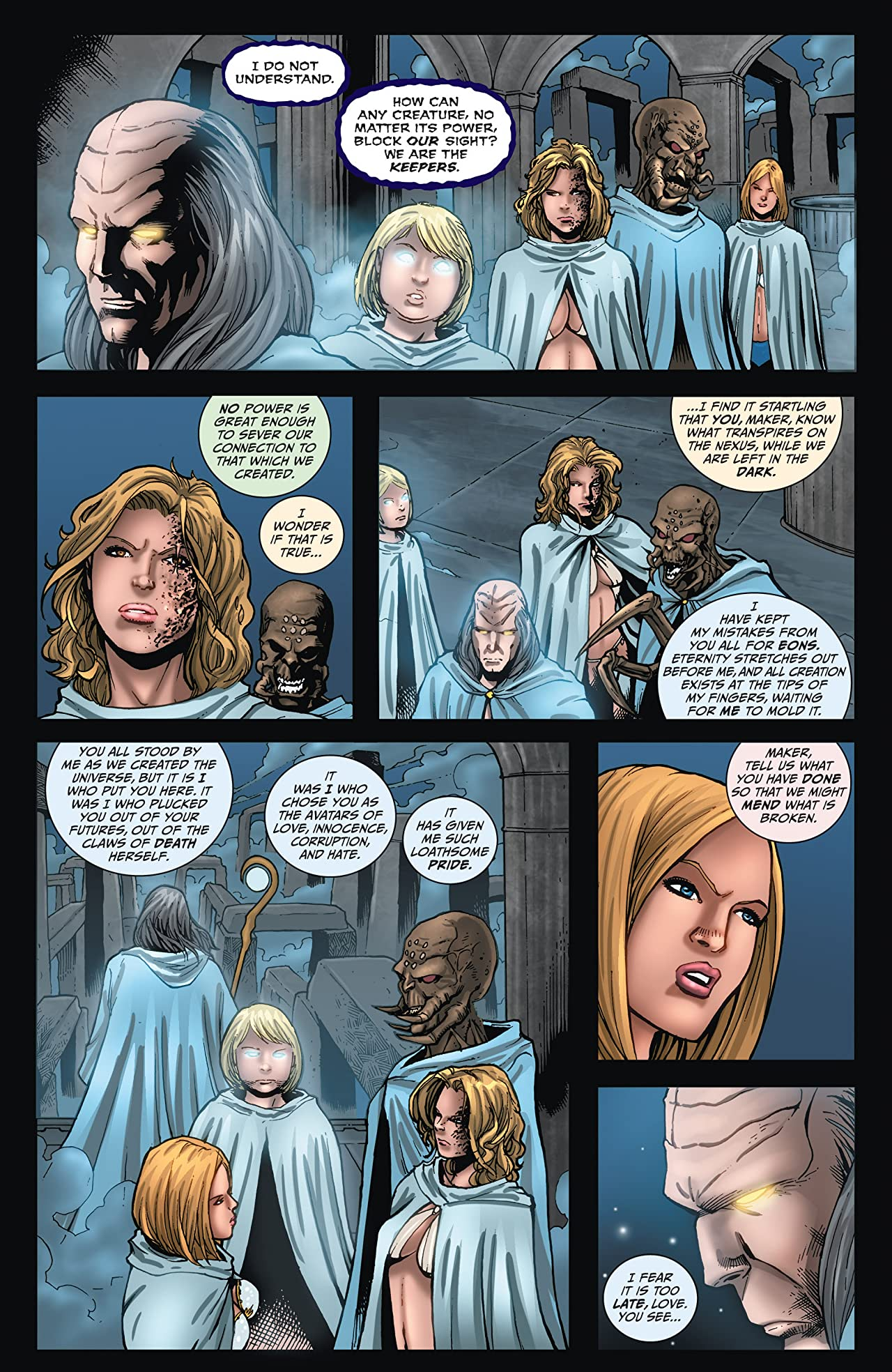 Grimm Universe #5: Unleashed Part 4
