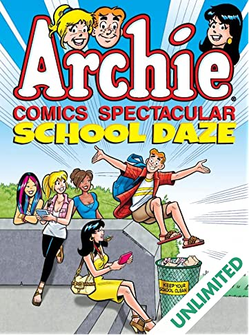 Archie Comics Spectacular: School Daze