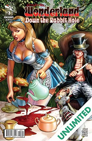 Wonderland: Down the Rabbit Hole #3 (of 5)