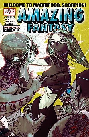 Amazing Fantasy (2004-2006) No.8