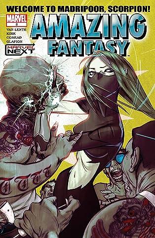 Amazing Fantasy (2004-2006) #8