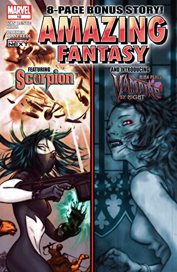 Amazing Fantasy (2004-2006) #10