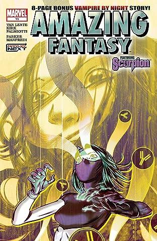 Amazing Fantasy (2004-2006) No.11