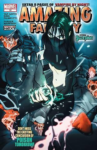 Amazing Fantasy (2004-2006) No.12