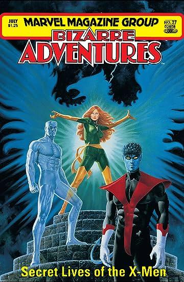 Bizarre Adventures (1981-1983) #27