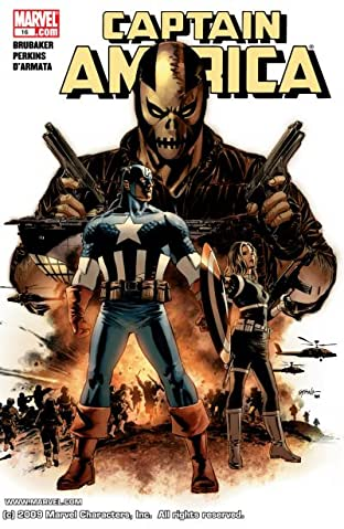 Captain America (2004-2011) No.16