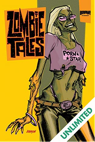 Zombie Tales #1 (of 2)