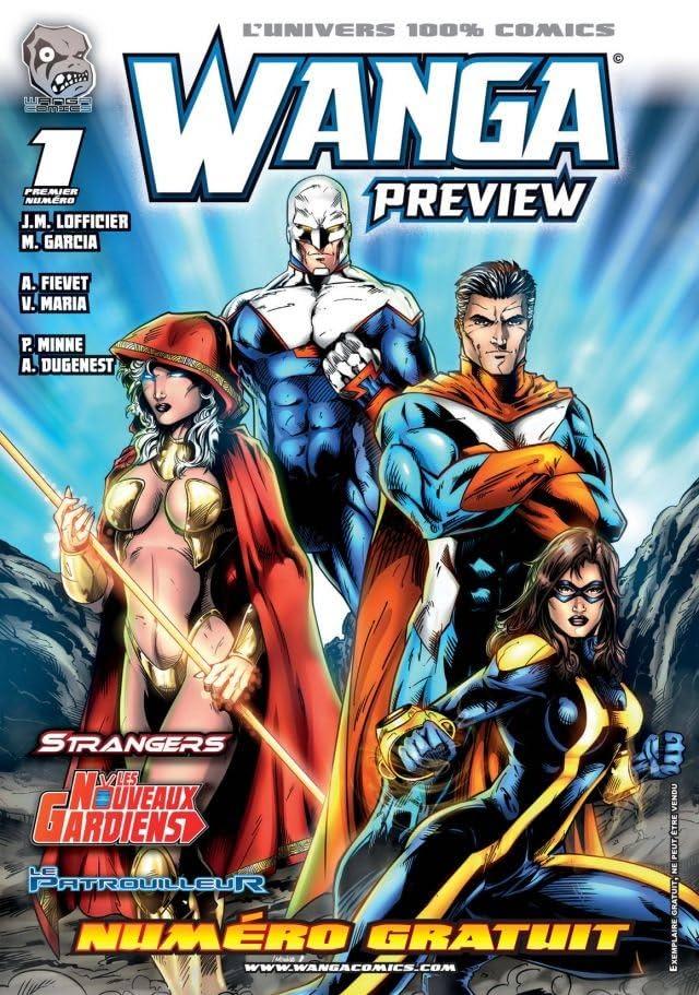 Wanga Preview Vol. 1