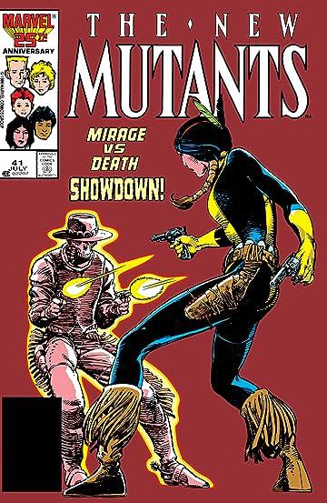 New Mutants (1983-1991) #41