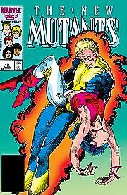 New Mutants (1983-1991) #42