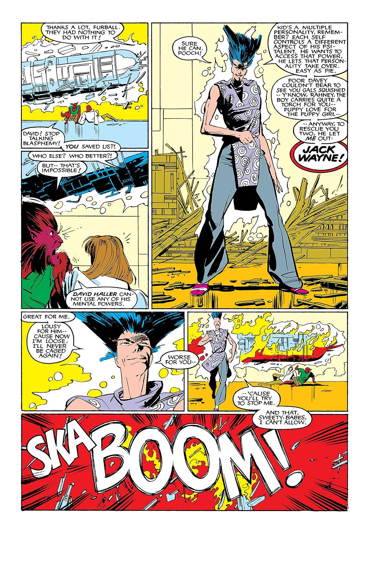 New Mutants (1983-1991) #44