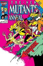 New Mutants (1983-1991) Annual #2