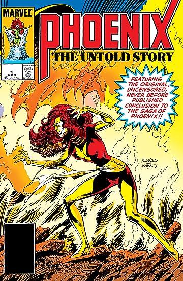 Phoenix: The Untold Story (1984) #1