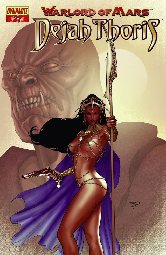 Warlord of Mars: Dejah Thoris #27