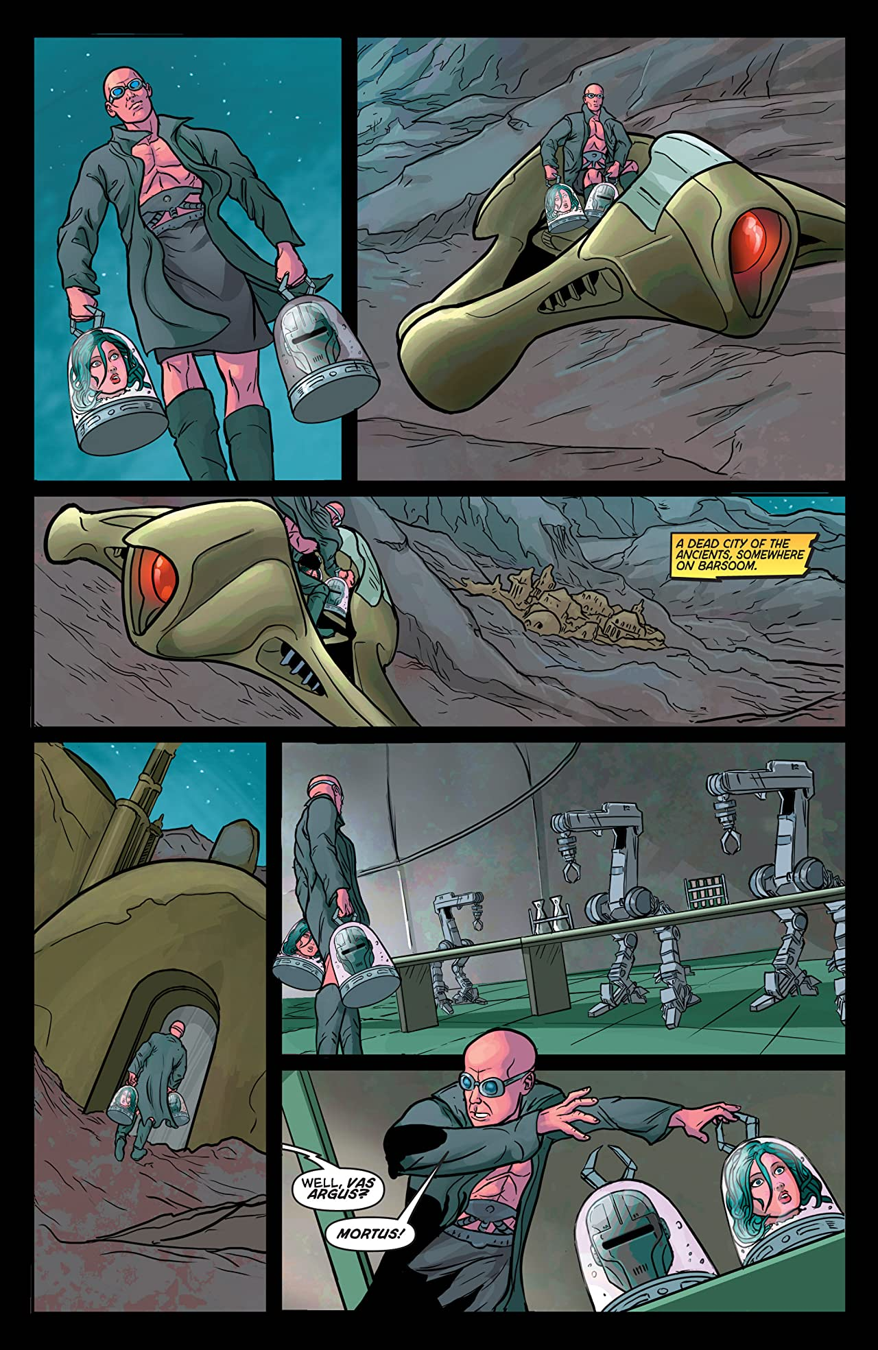 Warlord of Mars: Dejah Thoris #27