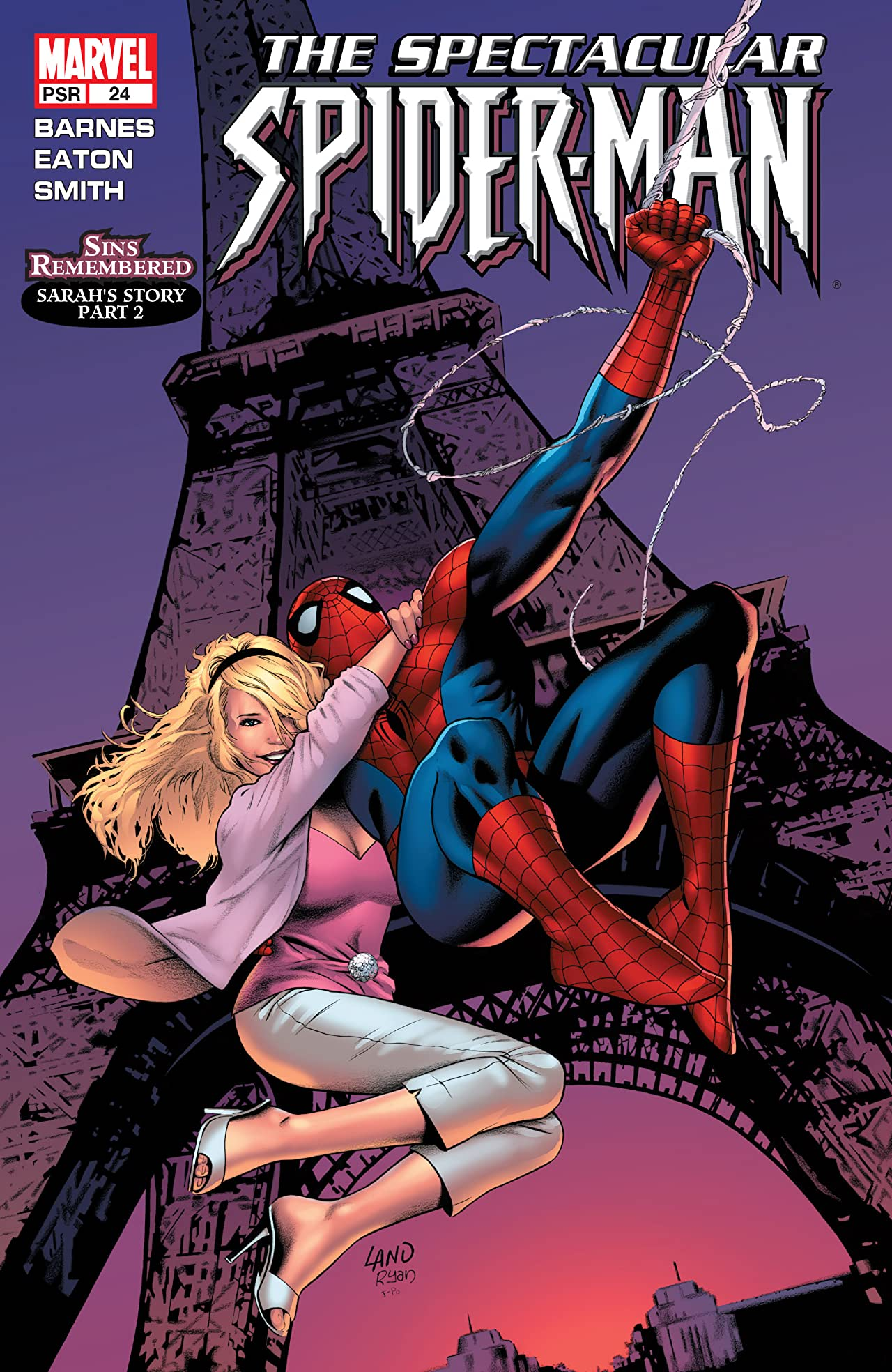 Spectacular Spider-Man (2003-2005) #24