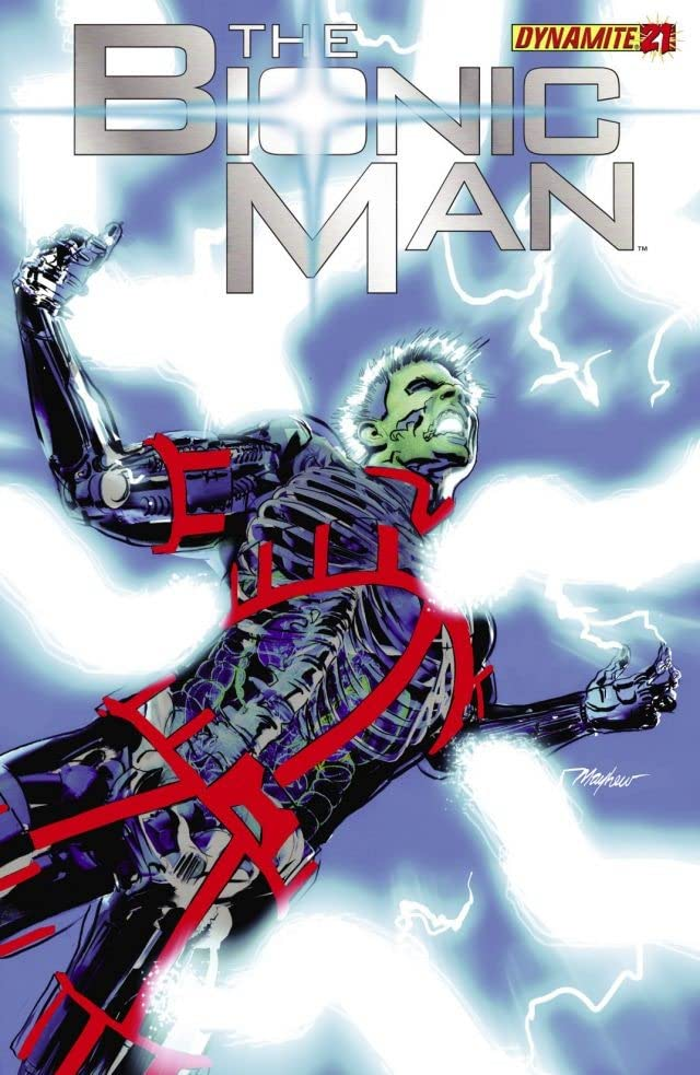 The Bionic Man #21