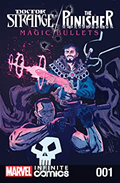 Doctor Strange/Punisher: Magic Bullets Infinite Comic #1 (of 8)