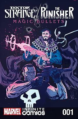 Doctor Strange/Punisher: Magic Bullets Infinite Comic #1 (of 8)