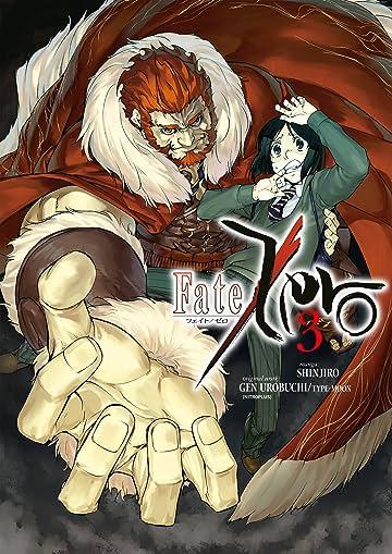 Fate/Zero Vol. 3