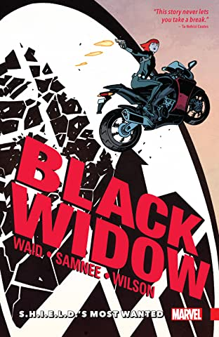 Black Widow Tome 1: S.H.I.E.L.D.'s Most Wanted