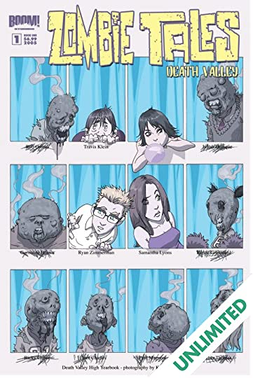 Zombie Tales: Death Valley #1 (of 2)