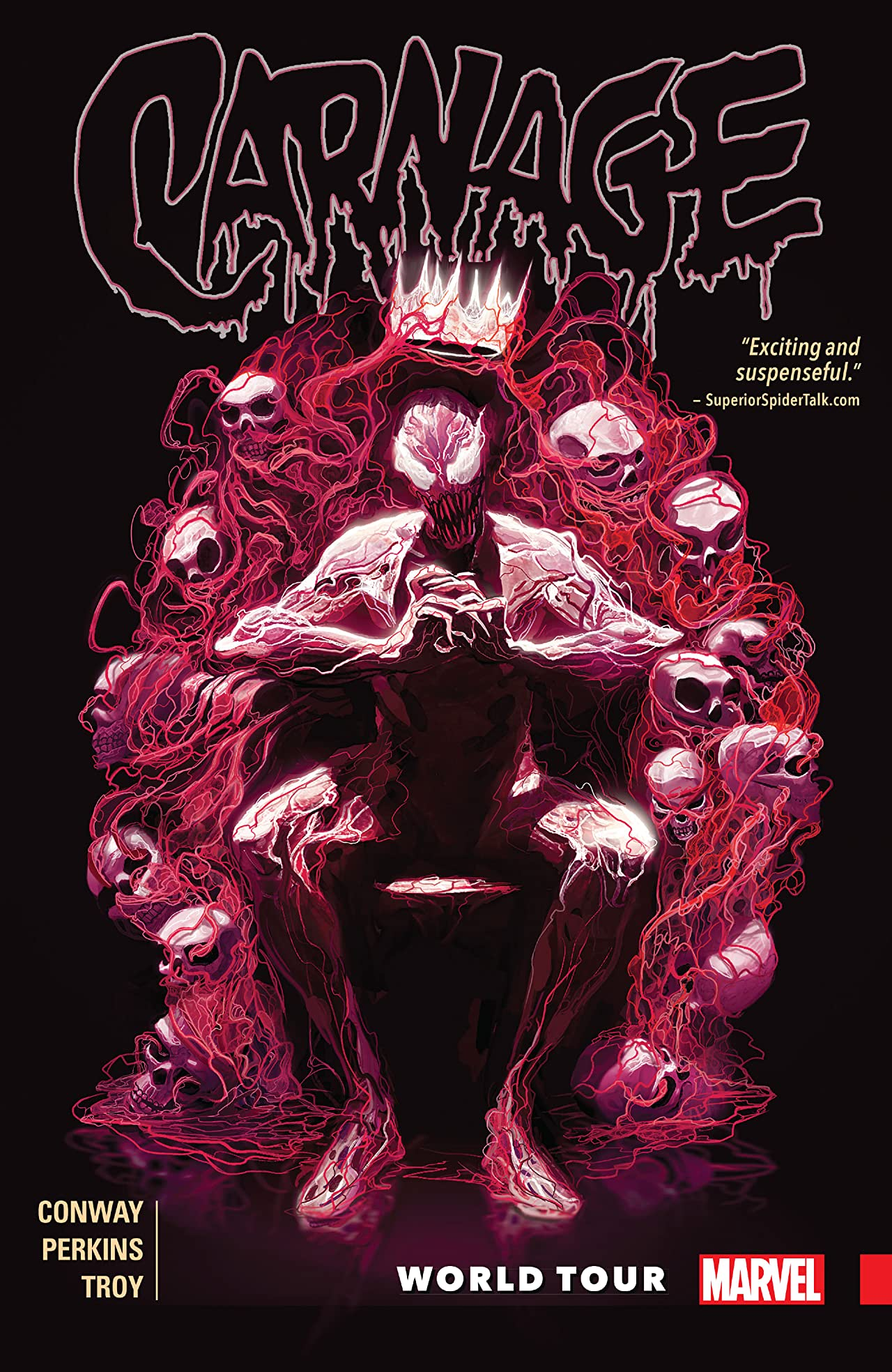Carnage Vol. 2: World Tour