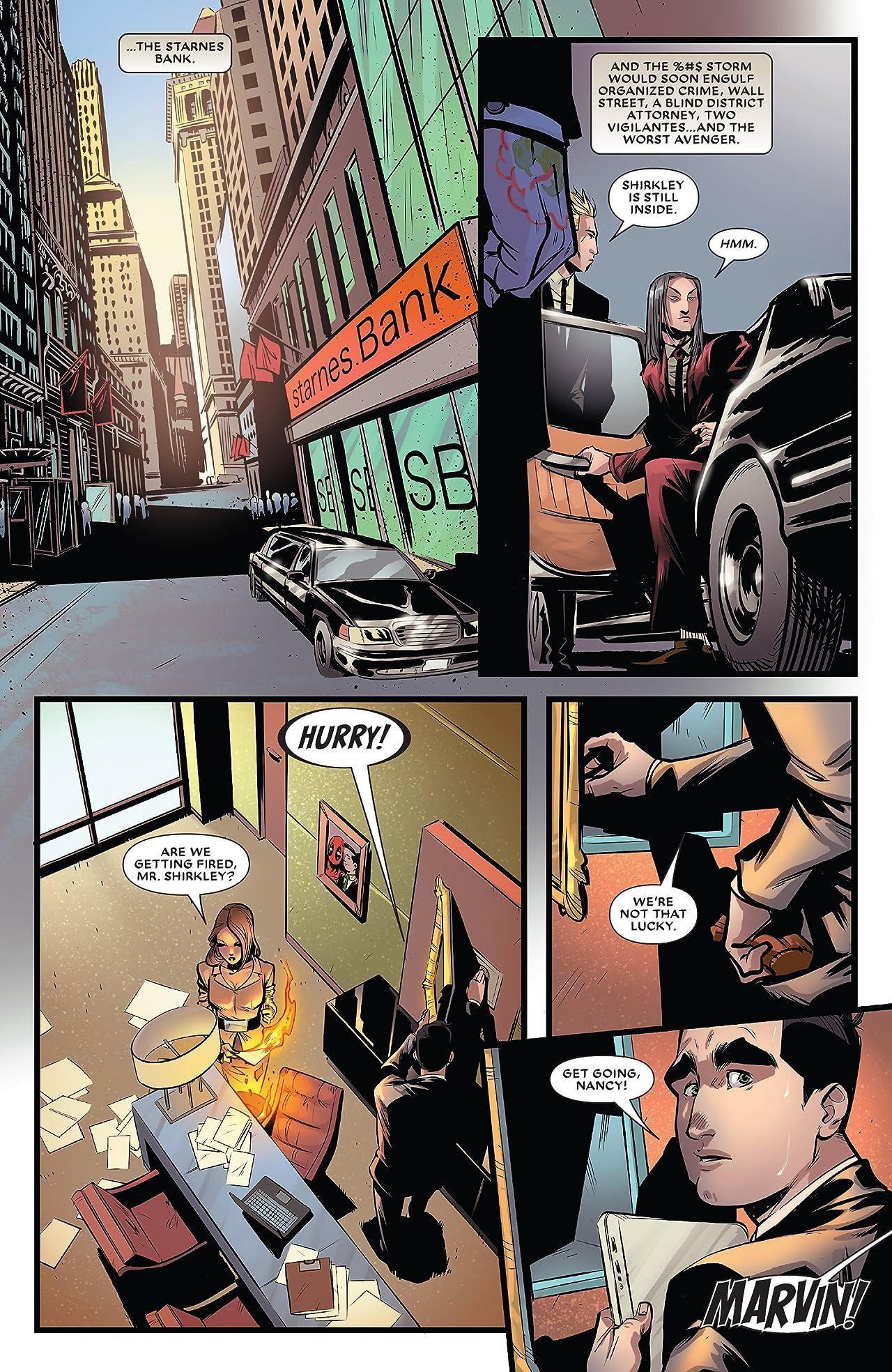 Deadpool: World's Greatest Vol. 4: Temporary Insanitation