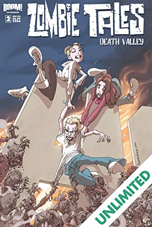 Zombie Tales: Death Valley #2 (of 2)