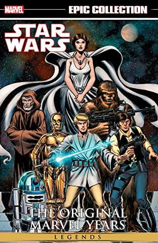 Star Wars Legends Epic Collection: The Original Marvel Years Tome 1