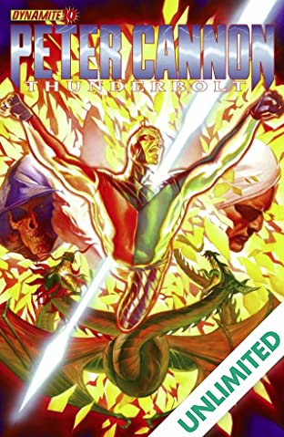 Peter Cannon: Thunderbolt (2012-2013) #10