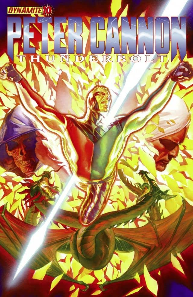 Peter Cannon: Thunderbolt #10