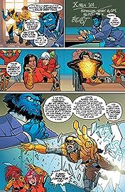 X-Men '92 Vol. 1: The World Is A Vampire