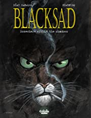 Blacksad Vol. 1: Somewhere within the shadows