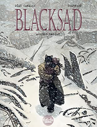 Blacksad Tome 2: Arctic nation