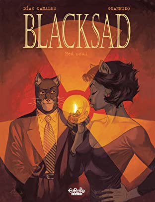Blacksad Tome 3: Red Soul