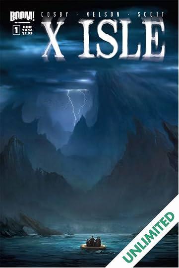 X Isle #1 (of 5)